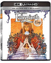 Labyrinth 30th Anniversary (2 Disc 4k Ultra Hd And Blu-ray) [2016] Blu-ray