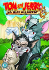Tom & Jerry - No Mice Allowed  [2014] DVD