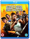 Scouts Guide To The Zombie Apocalypse  [2015] Blu-ray