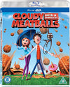 Cloudy with a Chance of Meatballs [Blu-ray 3D + Blu-ray] [2010] [Region Free] Blu-ray