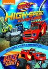Blaze and the Monster Machines: High Speed Adventures  [2016] DVD