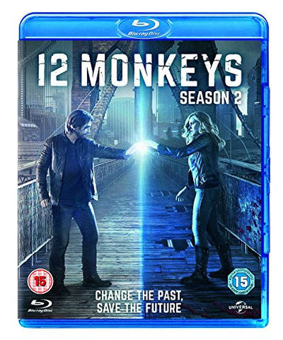 12 Monkeys - Season 2  [2016] DVD