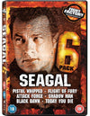 Steven Seagal Box Set DVD