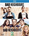 Bad Neighbours / Bad Neighbours 2 (Double Pack)  [2015] Blu-ray
