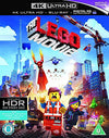 The Lego Movie (4K Ultra HD Blu-ray) Blu-ray