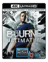 The Bourne Ultimatum  (4k Uhd Blu-ray + Blu-ray + Digital Download) [2007] Blu-ray