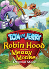 Tom and Jerry - Robin Hood and His Merry Mouse  [2012] [DVD]