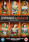 Orange Is The New Black: Season 3 DVD