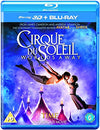 Cirque du Soleil: Worlds Away (Blu-ray 3D + Blu-ray) DVD