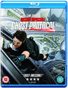 Mission Impossible: Ghost Protocol Blu-ray