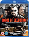 Force Of Execution  [2013] Blu-ray