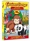 Curious George: Zoo Night And Other Animal Stories DVD
