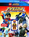 LEGO: Justice League - Attack of the Legion of Doom (includes Trickster LEGO Minifigure)  [2015] [Region Free] Blu-ray