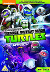 Teenage Mutant Ninja Turtles: Beyond The Known Universe & Intergalactic Attack (Season 4: Vols. 1 & 2) DVD