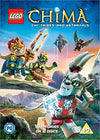Lego Legend of Chima: Chi, Tribes & Betrayal  [2014] DVD