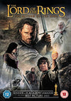 The Lord Of The Rings: The Return Of The King  [2015] DVD