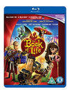 The Book of Life [Blu-ray 3D + Blu-ray + UV Copy] Blu-ray