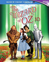 The Wizard of Oz - 75th Anniversary Edition [Blu-ray 3D + Blu-ray] [1939] [Region Free] Blu-ray