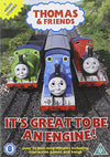 Thomas The Tank Engine And Friends: It's Great To Be An Engine! DVD