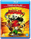Kung Fu Panda 2 -  Triple Play (Blu-ray + DVD + Digital Copy) [2011] [Region Free] Blu-ray