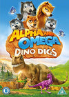 Alpha And Omega: Dino Digs DVD