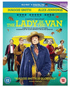 The Lady in the Van  [2015] Blu-ray