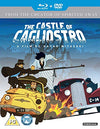 Castle Of Cagliostro (Blu-ray + ) [1979] Blu-ray | Buy Blu-ray online