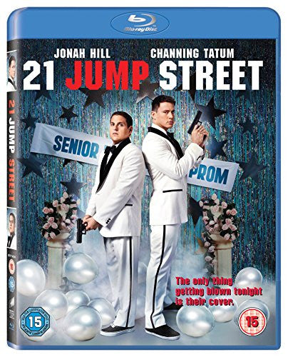 21 Jump Street 2012 Blu Ray At Ebuzz Ie Online Blu Ray Store
