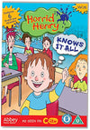 Horrid Henry - Knows It All DVD