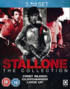Stallone Collection (First Blood/Cliffhanger/Lock Up) Blu-ray