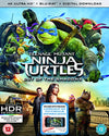 Teenage Mutant Ninja Turtles: Out Of The Shadows (4K UHD Blu-ray + Blu-ray + Digital Download) Blu-ray