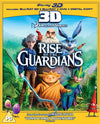 Rise of the Guardians (Blu-ray 3D + Blu-ray) [Region Free] Blu-ray