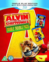 Alvin and the Chipmunks/ Alvin and the Chipmunks 2 Double Pack Blu-ray