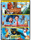 Cloudy With a Chance of Meatballs / Open Season / Surf's Up  [2010] DVD