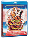 Blazing Saddles  [1974] [Region Free] Blu-ray