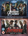 Avengers: Avengers Assemble/ Age of Ultron  [2015] Blu-ray