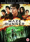 The Maze Runner/Maze Runner: The Scorch Trials DVD