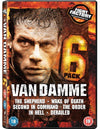 Jean-Claude Van Damme Box Set DVD