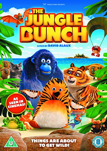 Jungle Bunch, The Dvd