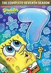Spongebob Squarepants: The Complete 7th Season DVD