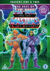 He-Man And The Masters Of The Universe: Series 1 And 2 DVD