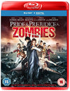 Pride & Prejudice & Zombies  [2016] Blu-ray