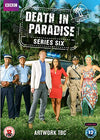 Death In Paradise - Series 6  [2016] [DVD]
