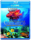 3D Coral Reef: Hunters and the Hunted (Blu-ray 3D + Blu-ray) [2012] Blu-ray