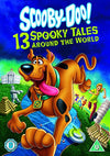 Scooby-Doo - Around the World  [2014] DVD