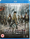 Attack on Titan: The Movie -  Part 2: End of the World Blu-ray