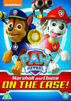 Paw Patrol - Marshall & Chase on the Case DVD