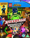 LEGO DC Justice League: Gotham City Breakout [Blu-Ray]