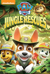 Paw Patrol: Jungle Rescues DVD