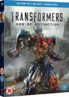 Transformers: Age of Extinction [Blu-ray 3D + Blu-ray + Bonus Disc] Blu-ray